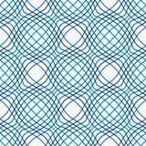 Волнистая картина иллюстрация вектора