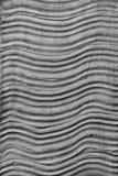 Волнистая стена гипсолита Стоковые Фото