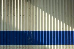 Волнистое железо Стоковая Фотография RF