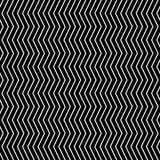 Волнистые, billowy линии зигзага бесплатная иллюстрация