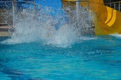 Водные горки Стоковая Фотография RF