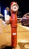 Водный источник огня Стоковые Фотографии RF
