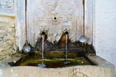 Водный источник Стоковая Фотография RF