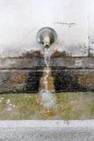 Водный источник Стоковые Изображения