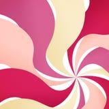волны абстрактной предпосылки цветастые Стоковая Фотография RF