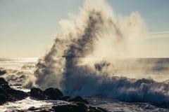 Волны Атлантического океана Стоковое Изображение RF