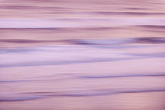 Волны восхода солнца Стоковое Изображение RF