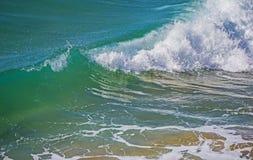 волны волны океана переднего плана фокуса Стоковая Фотография RF