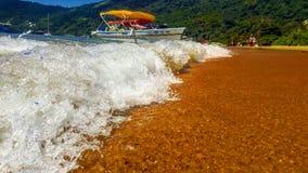Волны в Angra Стоковое Фото