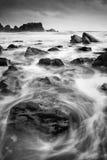 Волны зимы Стоковые Изображения