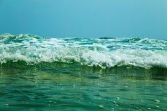 Волны Индийского океана Стоковые Изображения