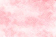 Волны красного цвета на белой предпосылке Стоковая Фотография RF