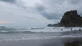Волны моря стоковые фотографии rf