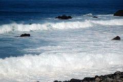 Волны на свободном полете Стоковая Фотография RF