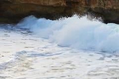 Волны пены Стоковые Изображения RF