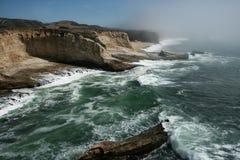 Волны Тихоокеанского побережья Стоковые Изображения RF