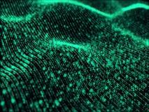 Волны цифровой информации