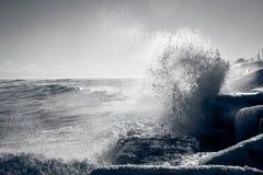Волны стоковые изображения rf