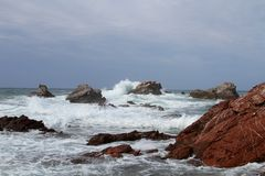 Волны Стоковое Фото
