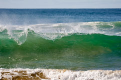 2 волны Стоковая Фотография RF