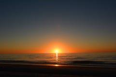 Волны Sunest Стоковые Изображения