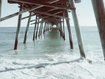 Волны Upclose Стоковая Фотография