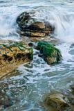 Волны Yehliu Стоковая Фотография