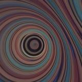 водоворот Три-цвета Стоковое Фото