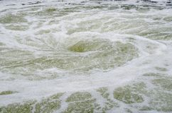 водоворот Стоковое Фото