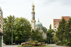 Водонапорная башня в Потсдаме Германия Стоковые Фотографии RF