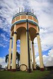 Водонапорная башня стиля Арт Деко Стоковая Фотография