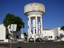 Водонапорная башня Стоковая Фотография