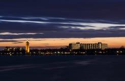 Водонапорная башня Zwijndrecht Стоковое Фото
