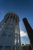Водонапорные башни Стоковые Фотографии RF