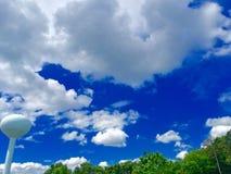 Водонапорные башни Стоковые Фото