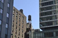 Водонапорные башни Hiden Стоковые Изображения RF