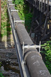 Водоотводная труба Стоковая Фотография