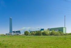 Водоочистительная станция Стоковое фото RF