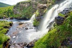 2 водопада в Шотландии Стоковая Фотография RF