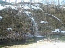 Водопад бухты рая Стоковая Фотография RF