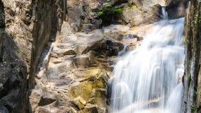 Водопад, движение Стоковое Изображение RF