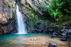 Водопад, водопад Таиланд, водопад jogkradin Стоковое Изображение RF