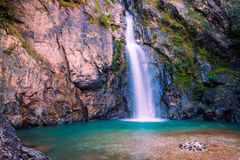 Водопад, водопад Таиланд, водопад jogkradin Стоковые Изображения RF