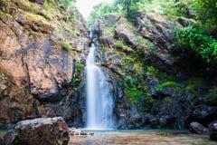 Водопад, водопад Таиланд, водопад jogkradin Стоковое Изображение