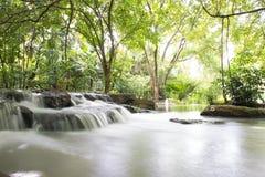 Водопад в Бангкоке Таиланде Стоковая Фотография