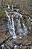 Водопад в движении Стоковая Фотография