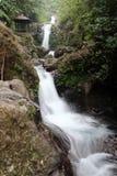 Водопад в лесе Бали Стоковые Фотографии RF