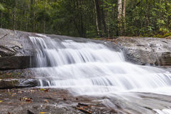 Водопад в естественном (Phukraduang, Loie, Таиланд), предпосылка Стоковые Изображения RF