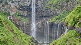 Водопад в лете, Nikko Kegon, Tochigi Стоковая Фотография RF