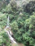 Водопад в Италии Стоковая Фотография